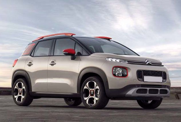 New CITROEN C3 AIRCROSS HATCHBACK at BCC Cars