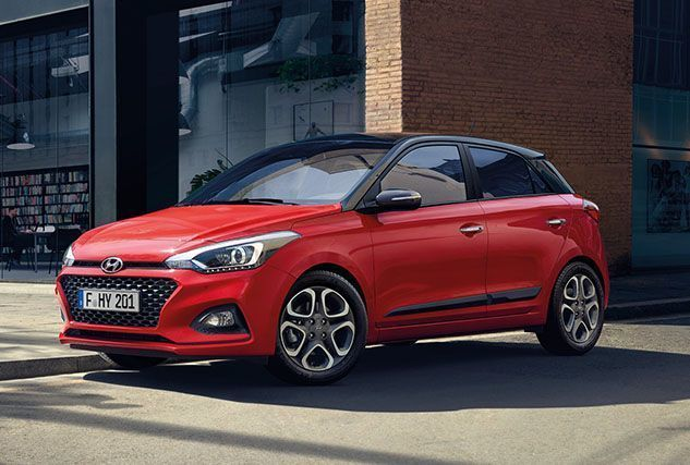 New HYUNDAI I20 HATCHBACK SPECIAL EDITIONS at BCC Cars