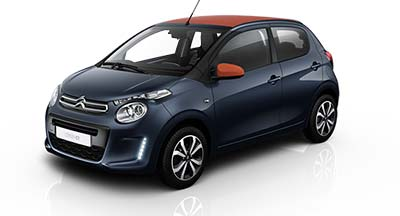 Citroen C1 - Available In Smalt Blue Metallic