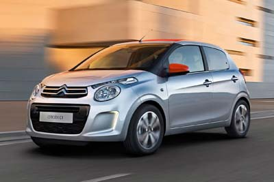 Citroen C1 - Cheap To Run