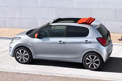 Citroen C1 - Feel Trim