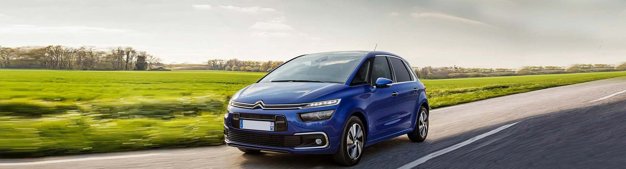 New Citroen SpaceTourer