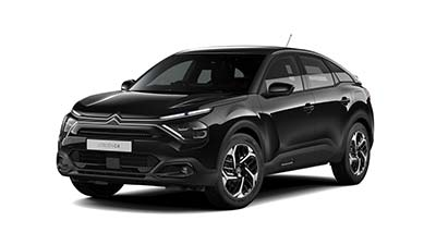 Citroen C4 - Available In Obsidian Black Metallic