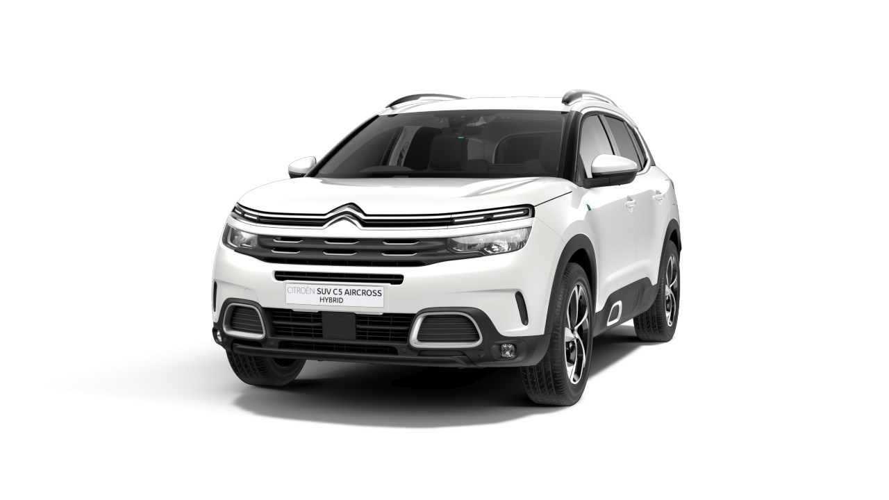 Citroen C5 Aircross Hybrid - Available In Pearl White