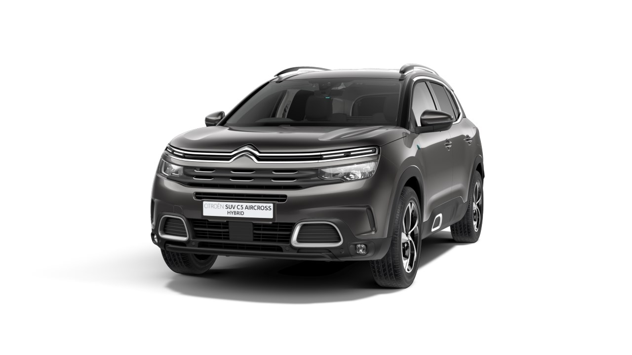 Citroen C5 Aircross Hybrid - Available In Platinum Grey Metallic