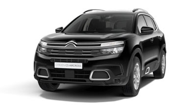 Citroen C5 Aircross Suv - Available In Perla Nera Black