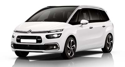 Citroen Grand C4 Spacetourer - Available In Polar White