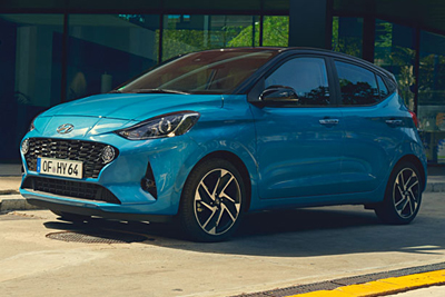 Hyundai I10 - Generous Equipment