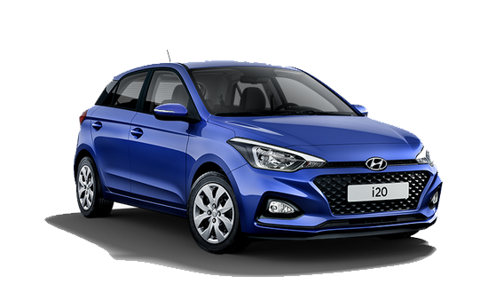 Hyundai I20 My2018 - Available In Champion Blue