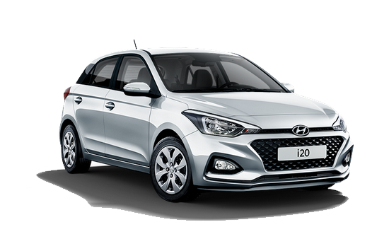 Hyundai I20 My2018 - Available In Clean Slate