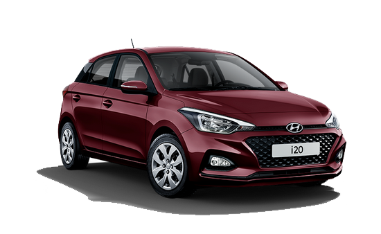 Hyundai I20 My2018 - Available In Red Passion