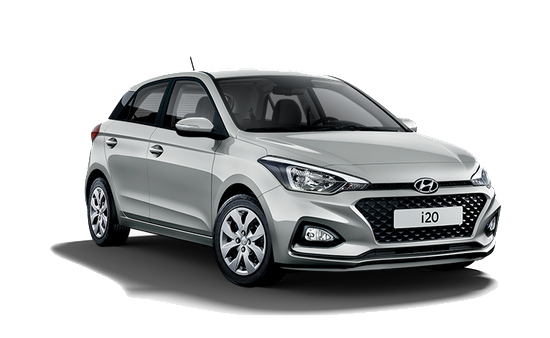 Hyundai I20 My2018 - Available In Sleek Silver