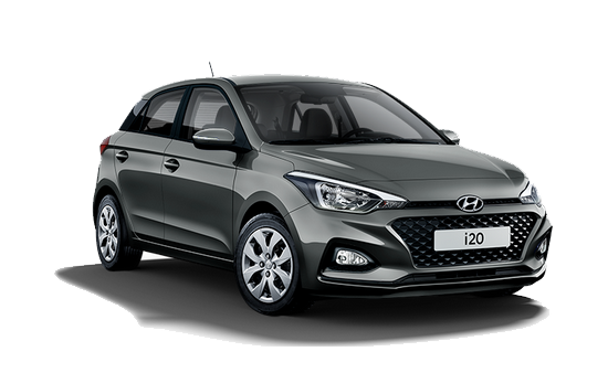 Hyundai I20 My2018 - Available In Stardust Grey