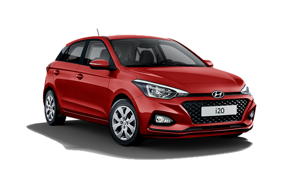 Hyundai I20 My2018 - Available In Tomato Red