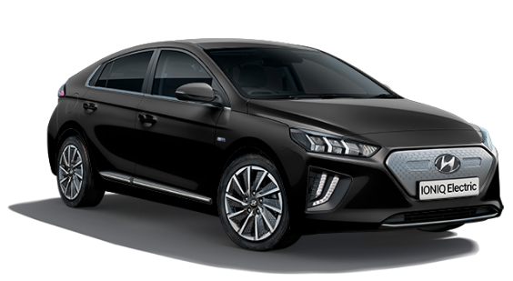 Hyundai Ioniq Electric - Available In Phantom Black