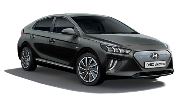 Hyundai Ioniq Electric - Available In Cyber Grey
