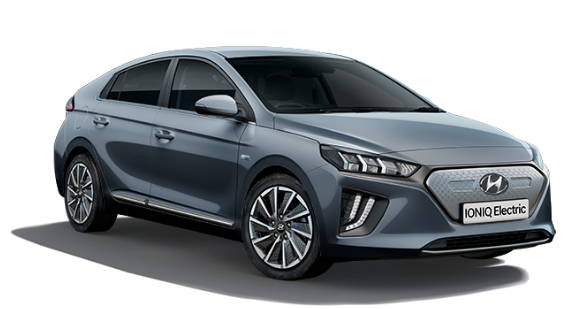 Hyundai Ioniq Electric - Available In Electric Shadow