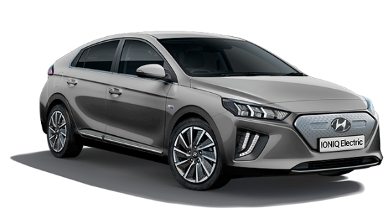 Hyundai Ioniq Electric - Available In Amazon Grey