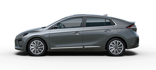 Hyundai Ioniq Electric - Available In Iron Grey