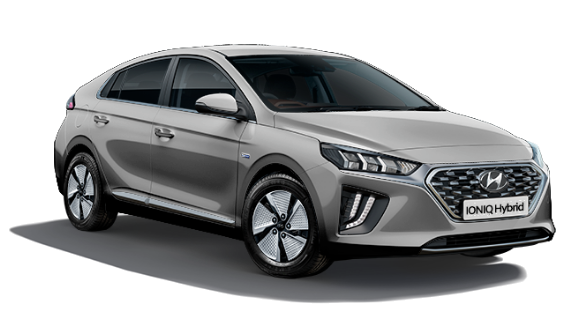 Hyundai Ioniq Hybrid - Available In Cyber Grey