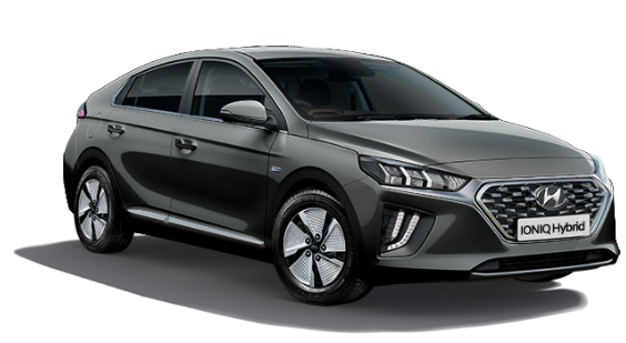 Hyundai Ioniq Hybrid - Available In Amazon Grey