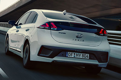 Hyundai Ioniq Hybrid - Premium Equipment