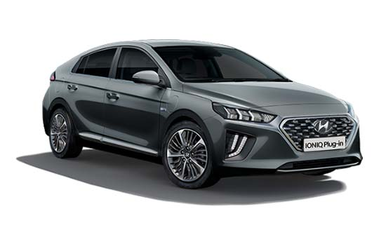 Hyundai Ioniq Hybrid - Available In Electric Shadow