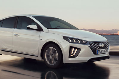 Hyundai Ioniq - Equipment