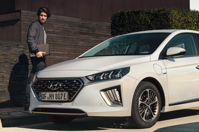 Hyundai Ioniq - Premium SE Equipment