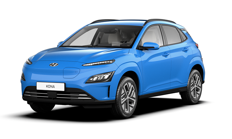 Hyundai Kona Electric - Available In Acid Yellow