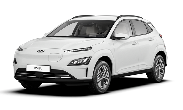 Hyundai Kona Electric - Available In Chalk White