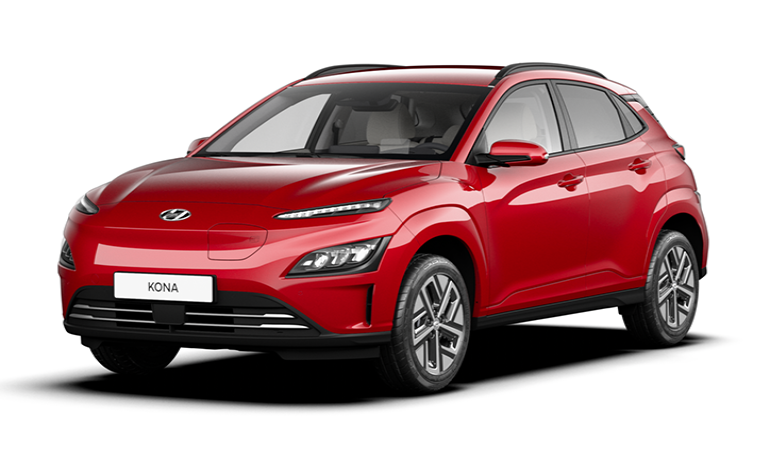 Hyundai Kona Electric - Available In Pulse Red