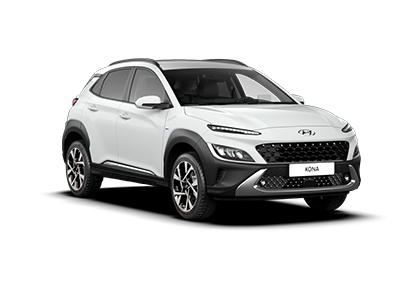 Hyundai Kona Hybrid - Available In Atlas White
