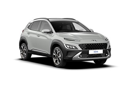 Hyundai Kona Hybrid - Available In Cyber Grey