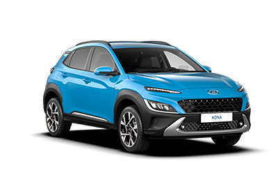 Hyundai Kona Hybrid - Available In Dive In-Jeju