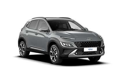 Hyundai Kona Hybrid - Available In Galatic Grey
